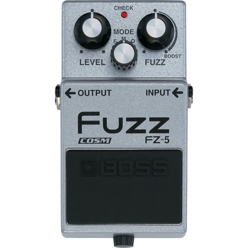 BOSS Guitar Effect Fuzz [FZ-5] - Gitar Stompbox Effect